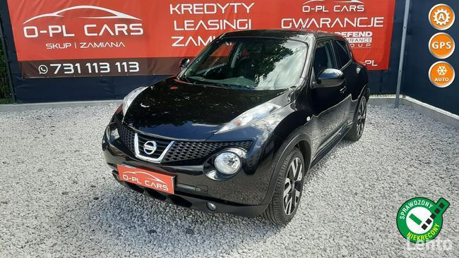 Nissan Juke 1,6 benz., AUTOMAT, ALU, kamera cofania Bydgoszcz - zdjęcie 1