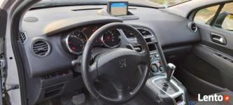 Peugeot 5008 1,6 e-HDI 112KM 2013r zarejestrowany Skarżysko-Kamienna - zdjęcie 7