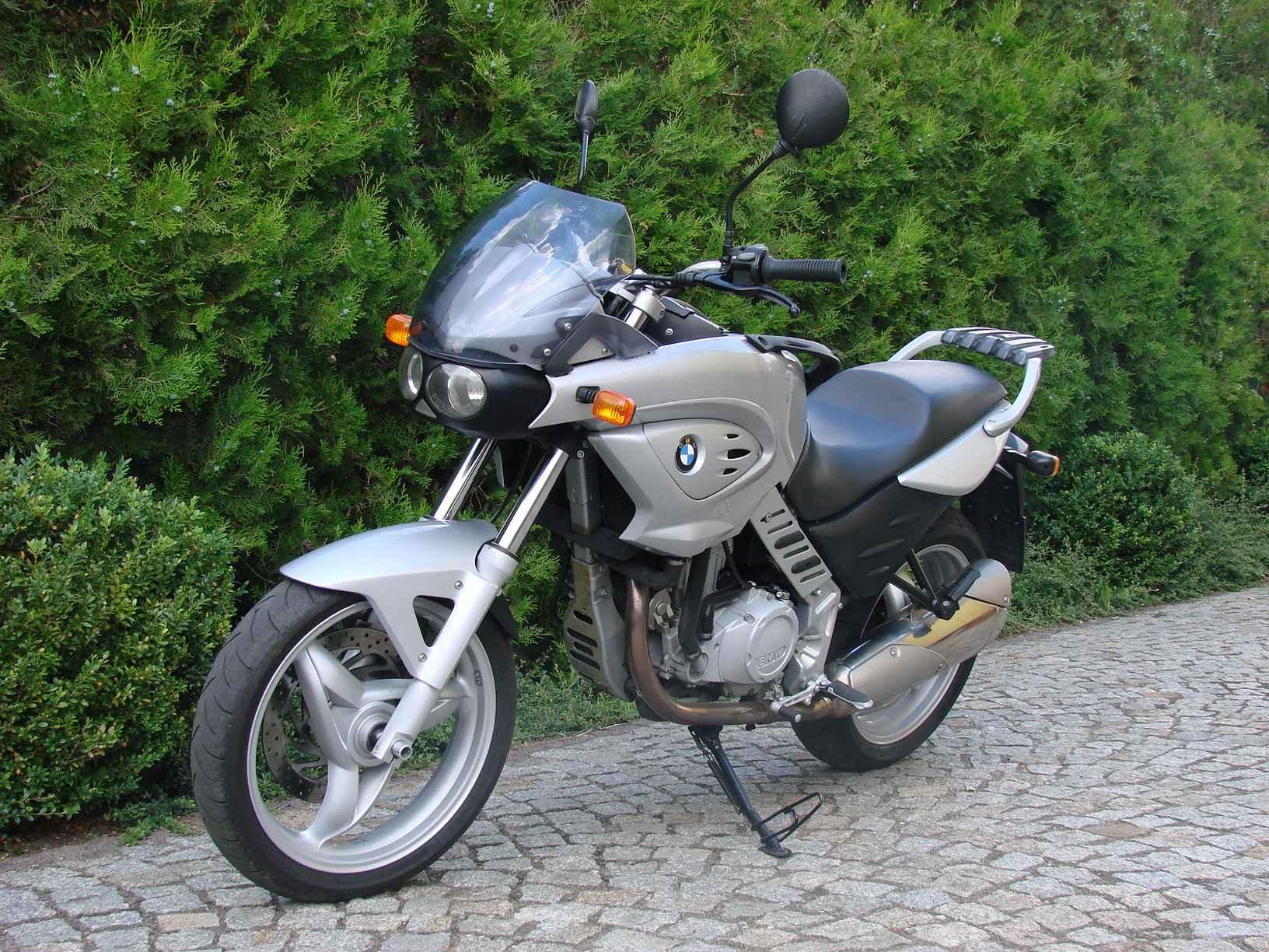 BMW F 650 CS ABS Śrem - zdjęcie 8