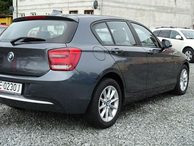 BMW 116 Benzyna Zarejestrowany Ubezpieczony Elbląg - zdjęcie 4