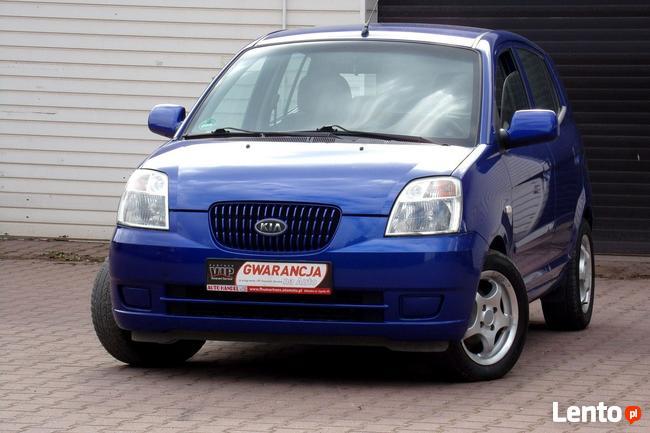 Kia Picanto Klimatyzacja / Gwarancja / 1,1 / 65KM / 2005 Mikołów - zdjęcie 2