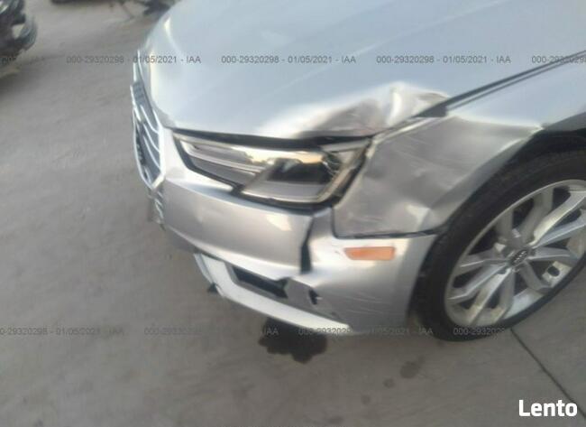 Audi A4 2019, 2.0L, uszkodzony przód Słubice - zdjęcie 5