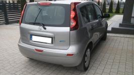 Nissan Note 1,4 benzyna 2011r Salon oryginał Płock - zdjęcie 11