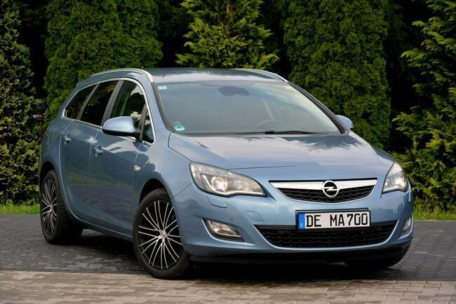 """1.4T(140KM)*Xenon*Navi*Ledy*2xParktronic*Alu 17""""ASO Opel Ostrów Mazowiecka - zdjęcie 8"""
