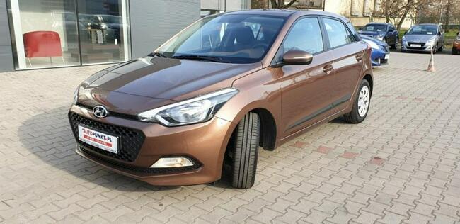 Hyundai i20 CLASSIC PLUS Warszawa - zdjęcie 1