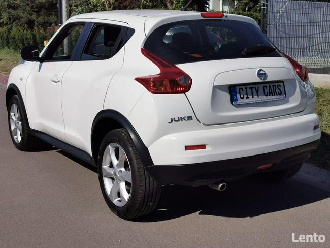 Nissan Juke 1.6 B 117 KM Jedyne 84 tys. km 1 właściciel z Niemiec Rzeszów - zdjęcie 5