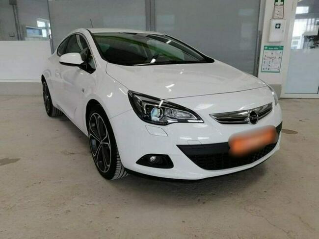 Opel Astra 1.4 Turbo 140 KM GTC Innovation, Ksenon Krzeszowice - zdjęcie 3