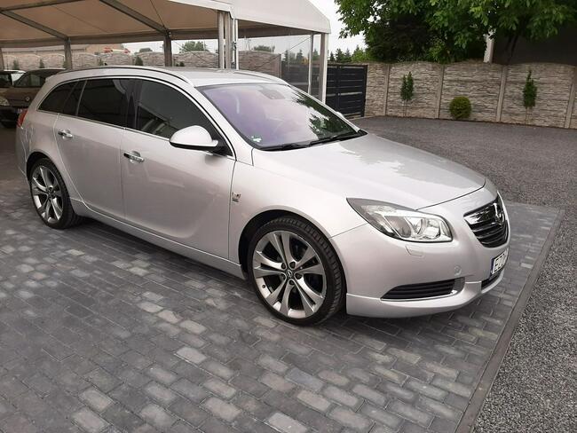Opel Insignia 2.0 CDTI* 160 KM* AUTOMAT* Zarejestrowana* Zduńska Wola - zdjęcie 8