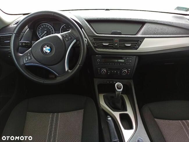 BMW X1 xDrive20d Zielona Góra - zdjęcie 7