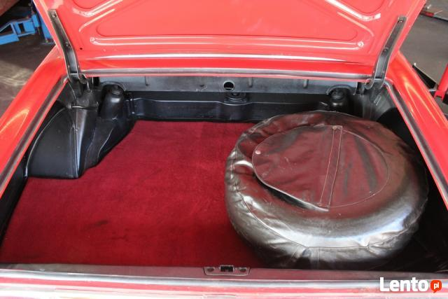rok 1965 Mercedes-Benz SL230 Pagoda Cabrio Legnica - zdjęcie 7