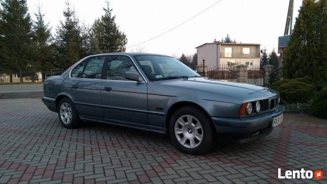 Sprzedam BMW 520i Rymanów - zdjęcie 2
