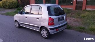 Hyundai Atos 1,1 benzyna 59KM 88100km 2006r zarejestrowany Skarżysko-Kamienna - zdjęcie 4