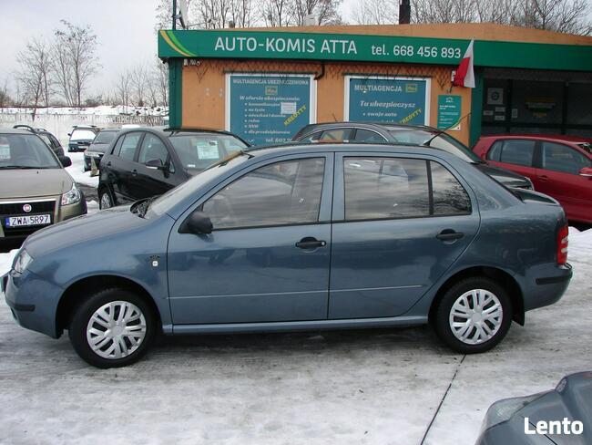 Škoda Fabia 1.2 HTP 65 KM Salon PL Piła - zdjęcie 5
