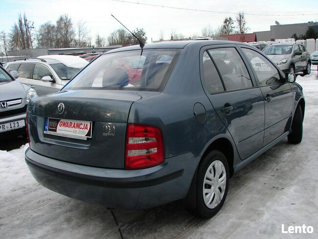 Škoda Fabia 1.2 HTP 65 KM Salon PL Piła - zdjęcie 3