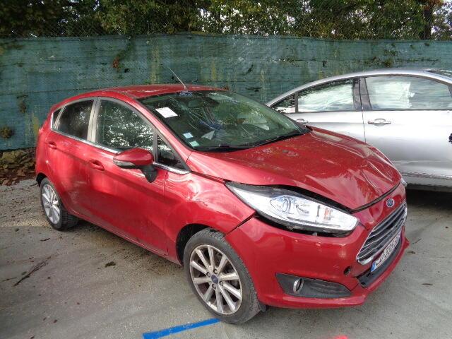 Ford Fiesta ED335 Lublin - zdjęcie 1