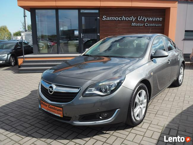Opel Insignia 1,6T 170 KM sedan, Automatyczna skrzynia biegów Gdańsk - zdjęcie 2