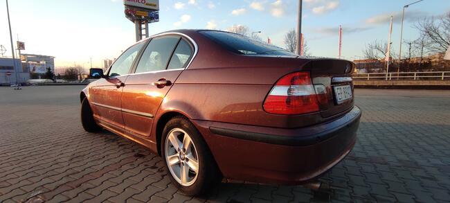 BMW E46 sedan 2.0 benzyna Piotrków Trybunalski - zdjęcie 7