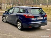 Ford Focus kombi 1,6 tdci Pewniak Wawer - zdjęcie 2