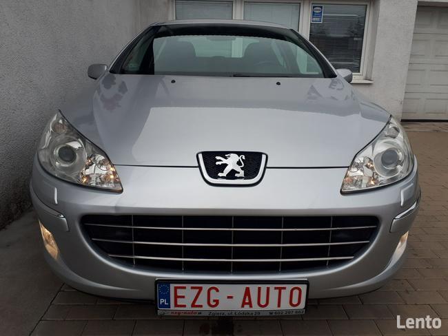 Peugeot 407 Salon RP Bezwypadkowy Gwarancja w cenie Zgierz - zdjęcie 4