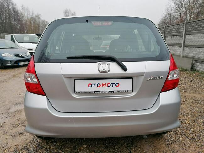Honda Jazz 1.2LIFT Klima El szyby Stan BDB Bez Rdzy Bezwypadk Oplacony Częstochowa - zdjęcie 8