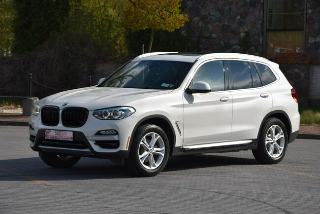 BMW X3 SDrive30i 252KM 2018r. X-line Kamera 3xklima NAVi Panorama Kampinos - zdjęcie 3