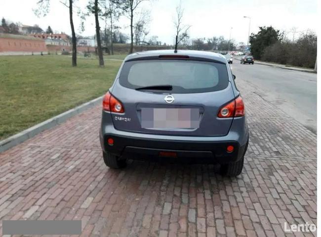 Nissan Qashqai Sprowadzony oplacony.Auto z Gwarancja Zamość - zdjęcie 3