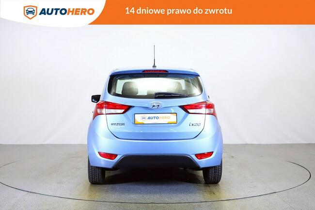 Hyundai ix20 DARMOWA DOSTAWA, klima, Historia ASO, 1wł Warszawa - zdjęcie 5