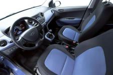 Hyundai i10 DARMOWA DOSTAWA, Hist Serwis, Grzane fotele, LED, Klima, Warszawa - zdjęcie 12