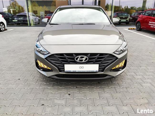 Hyundai I30 110KM Classic Plus Abonament Poznań - zdjęcie 4
