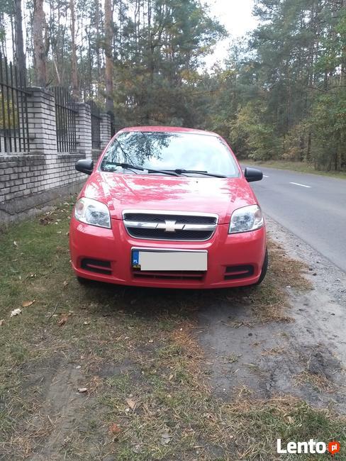 Warszawa -- Chevrolet Aveo Targówek - zdjęcie 3