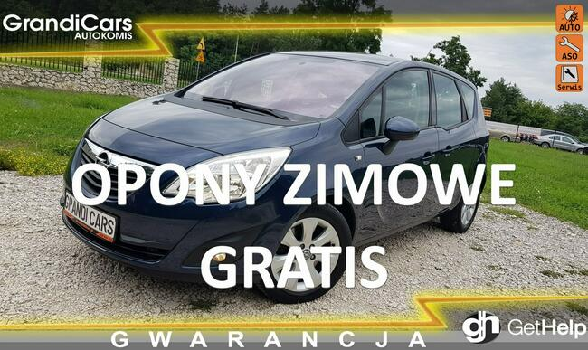 Opel Meriva 1.4T 120KM # Climatronic # Super Stan # Serwisowana !!! Chmielnik - zdjęcie 1