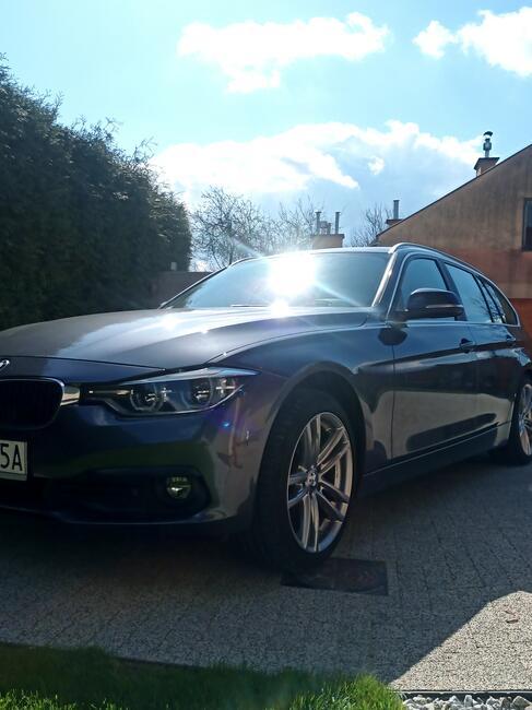 BMW F31 320d 190km/140kWh Auto/HUD/LED/Czytania znaków/NaviP Rzeszów - zdjęcie 10
