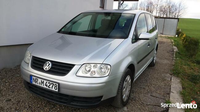 Volkswagen Touran 1, 9 TDI Sanok - zdjęcie 2
