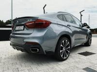 * BMW X6 XDRIVE40D * MSPORT* 313KM * 2018/2019 * 3.0 DIESEL Skórnice - zdjęcie 4