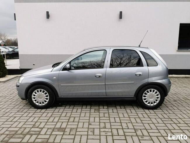 Opel Corsa 1.2 Benzyna 80KM # Klimatronik # Kamera Cofania # Gwarancja Strzegom - zdjęcie 9