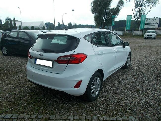 Ford Fiesta 1,1Benzyna 85PS!!!KLIMA!!NAVI!!! Białystok - zdjęcie 4