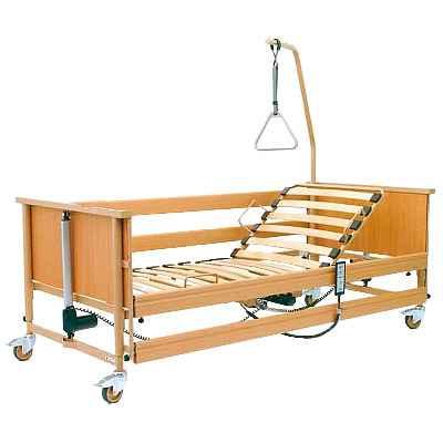 Koncentrator tlenu, łóżko rehabilitacyjne -wypożyczalnia Wrocław Psie Pole - zdjęcie 3