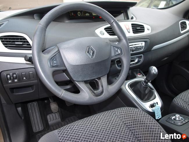 Renault Scenic 1.9 DCi 130 koni Comfort 72 000 km 2011r Kalisz - zdjęcie 6