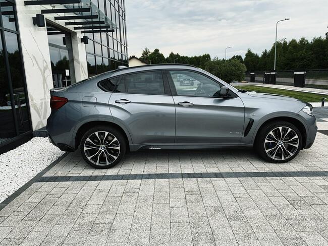 * BMW X6 XDRIVE40D * MSPORT* 313KM * 2018/2019 * 3.0 DIESEL Skórnice - zdjęcie 10