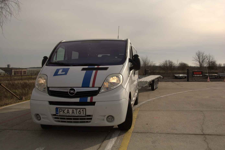 Transport towarowy Kalisz, wynajem przyczep, wypożyczalnia przyczep Kalisz - zdjęcie 5