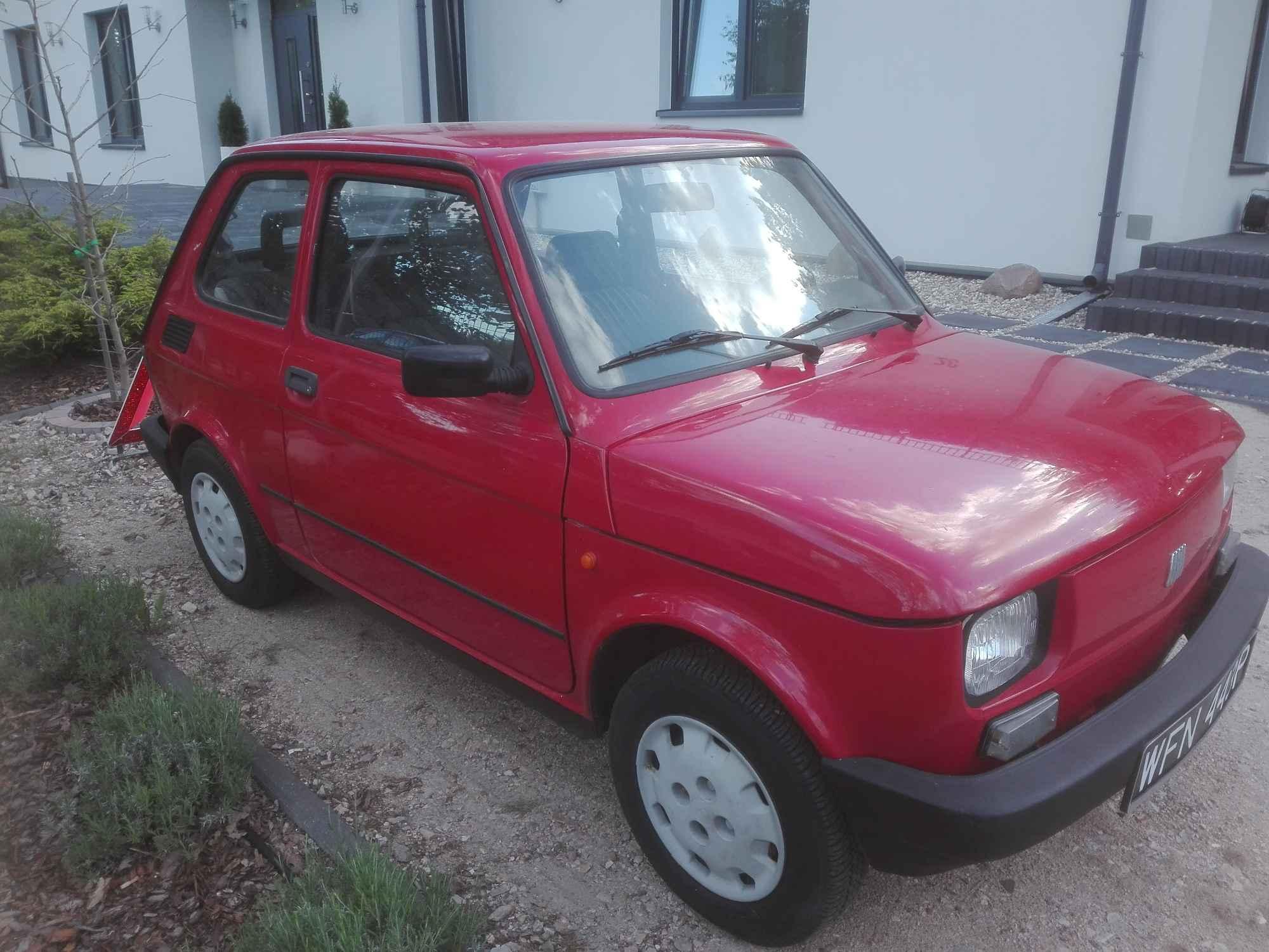 Fiat 126p maluch Wołomin - zdjęcie 4