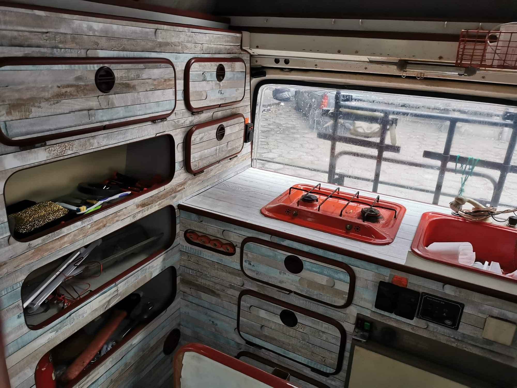 Ford transit kamper Gliwice - zdjęcie 4