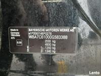 Brutto, BMW, Seria 7 [G11, G12] 15-19, 740d xDrive Grzędy - zdjęcie 8