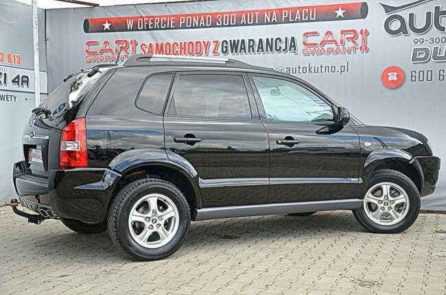 Hyundai Tucson 2,0 16V Champion Raty Zamiana Gwarancja Kutno - zdjęcie 12