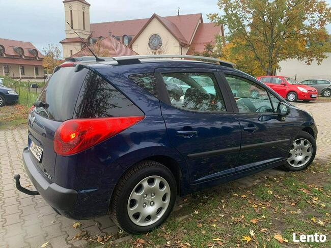 Peugeot 207 SW nowy rozrząd Poznań - zdjęcie 9