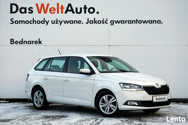 Škoda Fabia 1.0TSI 110KM SalonPL 1wł Serwisowany FV23%! Łódź - zdjęcie 2