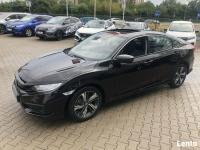 Honda Civic Przedłużona 1 rok gwarancja 1.5 MT Turbo Elegance Kraków - zdjęcie 3