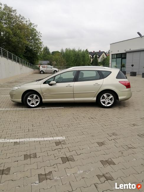 Peugeot 407 SW 2,0 hdi 212 tys/km 140KM automat Lublin - zdjęcie 8