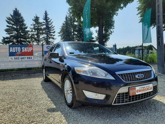 Ford Mondeo klimatronik, tempomat, czujniki parkowania przód tył Chełm Śląski - zdjęcie 6