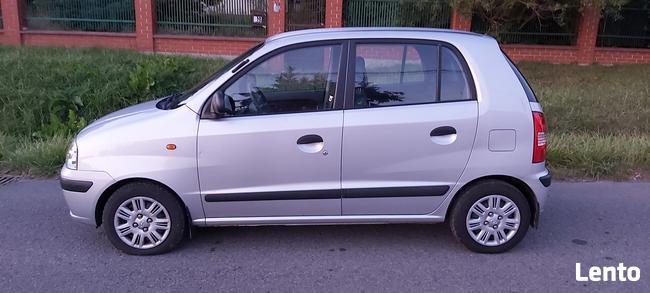 Hyundai Atos 1,1 benzyna 59KM 88100km 2006r zarejestrowany Skarżysko-Kamienna - zdjęcie 10